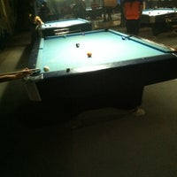 Photo taken at Berlian Billiard & Cafe by Maria S. on 5/9/2013