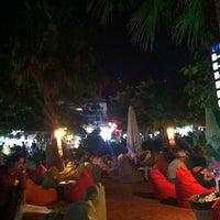 Photo taken at Kral Cafe by Deniz B. on 7/21/2013