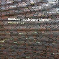 Photo taken at Rautenstrauch-Joest-Museum by Flavio T. on 5/20/2012