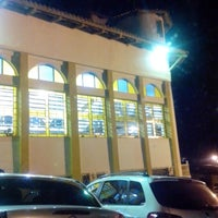 Photo taken at Igreja Nossa Senhora do Perpetuo Socorro by Felipe S. on 2/4/2014