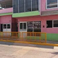 Photo taken at Guardería Juega, Toca Y Aprende by Samuel O. on 4/3/2013