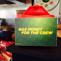 Photo taken at Moe's Southwest Grill by Whit on 4/10/2014