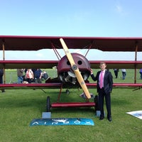 Photo taken at Sywell Airport by Re_man on 5/31/2013