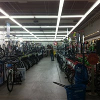 Photo taken at Decathlon by Flavia P. on 12/23/2012
