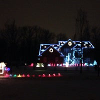 Photo taken at Our Dancing Lights by Patrick R. on 1/5/2014