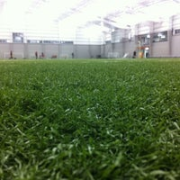 Photo taken at Ultimate Soccer Arena by Patrick R. on 10/2/2012