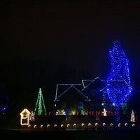 Photo taken at Our Dancing Lights by Patrick R. on 12/11/2012