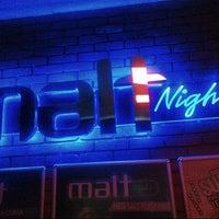 4/28/2013 tarihinde İsmail B.ziyaretçi tarafından Malt Night'de çekilen fotoğraf