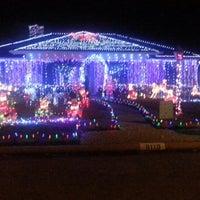 photo taken at prestonwood forest neighborhood by nicolle i on 12222013 - Prestonwood Forest Christmas Lights
