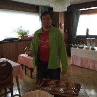 Photo taken at Hotel Zeni by Игорь П. on 3/8/2016