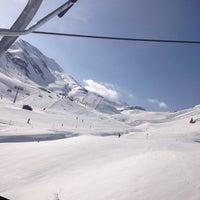 Das Foto wurde bei PlayStation Vita Ischgl Snowpark von Игорь П. am 4/17/2013 aufgenommen