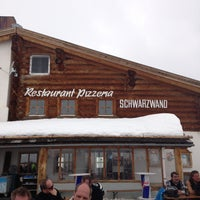 Photo taken at Sony Xperia™ @ Schwarzwand (Restaurant/Pizzeria) by Игорь П. on 4/18/2013