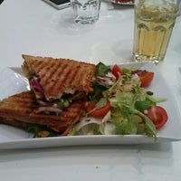 Photo taken at Johto Cafe by Elli M. on 1/8/2013