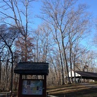 Photo taken at Brookfield Park by Mónica C. on 1/18/2013