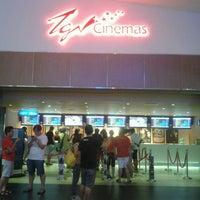 Photo taken at TGV Cinemas by Yukiki on 7/5/2013