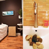 Photo taken at Tres Belle Spa: Voted Best Spa NYC by Tres Belle Spa: Voted Best Spa NYC on 10/5/2013