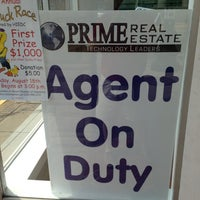 Photo taken at Prime Real Estate (Hobart) by Dave W. on 8/20/2013