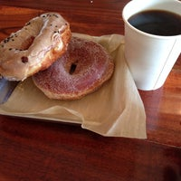 Photo taken at DISTRICT. Donuts. Sliders. Brew. by Jeff H. on 10/15/2013