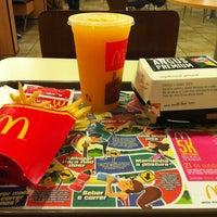 Photo taken at McDonald's by Rodrigo G. S. on 10/21/2012
