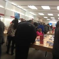 Photo taken at Apple Stoneridge Mall by Douglas L. on 12/20/2012