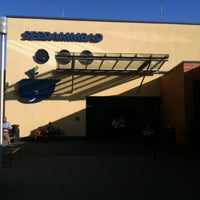 Photo taken at Seedammbad by Sven H. on 10/1/2012