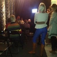 Photo taken at Tartu Uus Teater by Maria K. on 12/15/2012