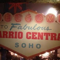 รูปภาพถ่ายที่ Barrio Central โดย Marianna เมื่อ 5/12/2013