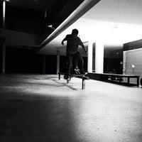 Photo taken at Multimedia University (HB2 Hostel) by Anas J. on 11/12/2014