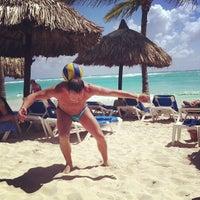 Photo taken at Punta Cana by Oleg D. on 4/30/2013