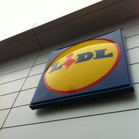 Photo taken at Lidl by Wim J. on 9/7/2013