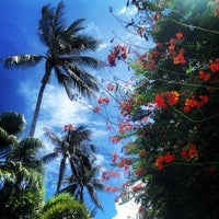 Photo taken at Samui Beach Village Hotel by NikitA on 5/7/2013