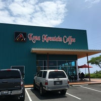 Photo taken at Kona Mountain Coffee by Andrew L. on 4/24/2016