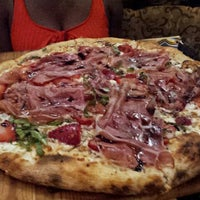 Photo taken at Urban Crust Wood Fired Pizza by LaToya F. on 7/26/2013