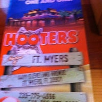 Photo taken at Hooters by Joseph D. on 12/22/2012
