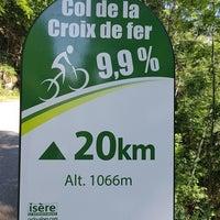 Photo taken at Col de la Croix De Fer by Koen L. on 7/30/2017