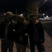 Photo taken at Мост на Самолетку by Алена К. on 9/30/2012