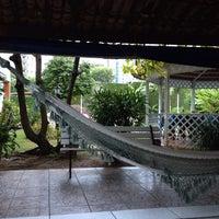Photo taken at Hostel Boa Viagem by Stefanne L. on 11/20/2013