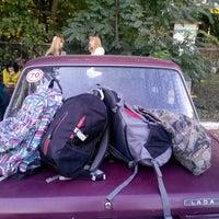 Снимок сделан в Пролісок пользователем Ekaterina T. 9/20/2014