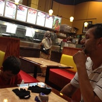 Photo taken at Afghan Kabob & Grill by Sarah on 9/30/2012