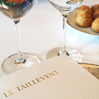 Photo taken at Le Taillevent by Yuri ~. on 10/5/2016