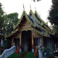 Photo taken at Wat Phan Waen by Yuri ~. on 9/11/2015
