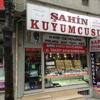 Photo taken at Şahin Kuyumculuk by Ahmet U. on 4/8/2013