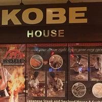 Photo taken at Kobe Japanese Steak & Seafood by Erika S. on 4/16/2017