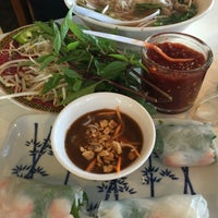 Photo taken at Pho Hoa Hiep Restaurant by Erika S. on 8/28/2016