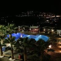 Photo taken at Blue Bay Resort & Spa Hotel by Олечка Ш. on 5/24/2013