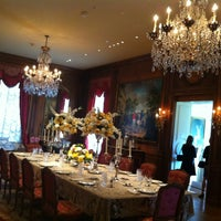Photo taken at Hillwood Estate, Museum & Gardens by Jessica U. on 10/7/2012