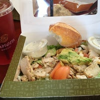 Photo taken at Panera Bread by Aneika D. on 7/26/2013