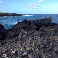 Photo taken at Hana Lava Tube (cave) by Alexey on 2/28/2014