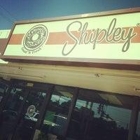 Photo taken at Shipley Do-Nuts by Scott C. on 9/27/2013