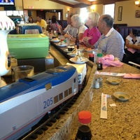 Photo taken at Sakura Japanese Restaurant by Olive M. on 6/28/2013